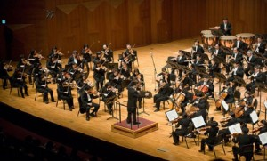 Busan Philharmonic Orchestra: The 550th Subscription Concert @ Busan Cultural Center