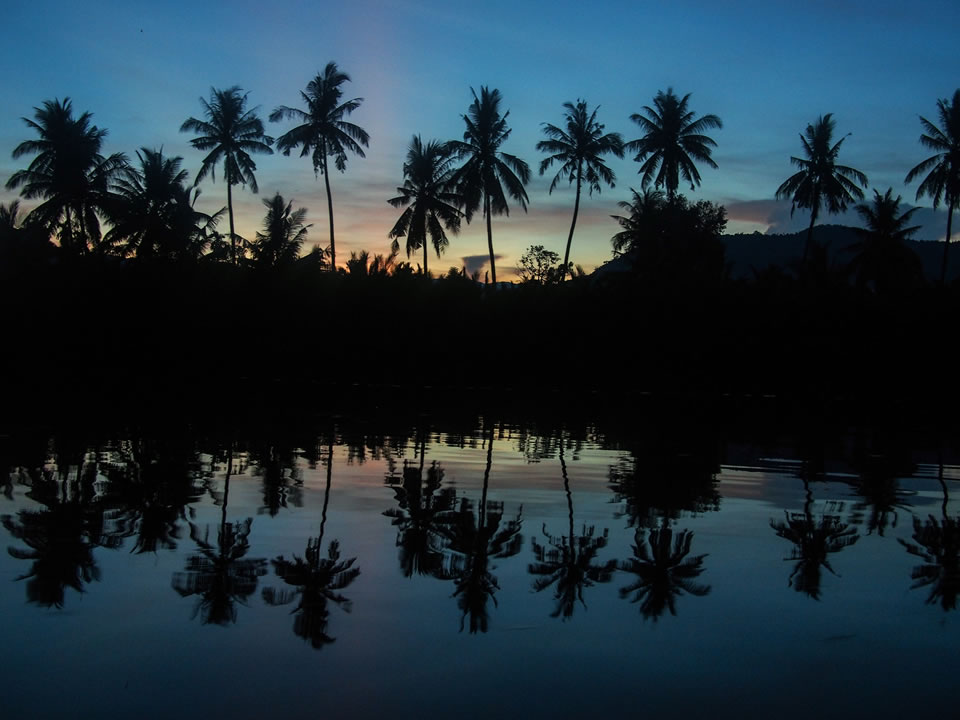 When the sun sets over the palm-fringed river, the only thing missing is Jim Morrison singing 'The End', which will inevitably be playing in your head.