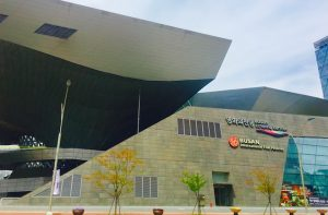 Free Outdoor Movie Screenings at Busan Cinema Center @ Busan Cinema Center