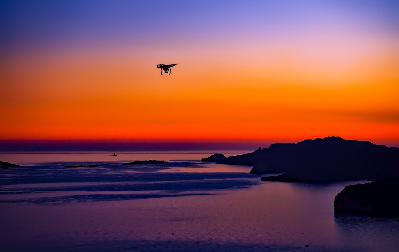 University Student Fined For Flying Drone At Night