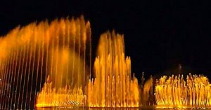 Winter Illumination @ Dadaepo Sunset Fountain of Dreams
