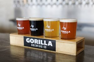 Shuttle Delivery Busan Launch Party! Round 2! @ Gorilla Brewing Company