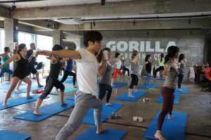 Free Yoga and Circuit Training Classes @ Gorilla Brewing Company