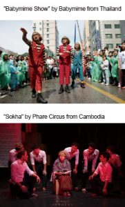 Magical ASEAN: Cambodian Circus & Thai Mime @ ASEAN Culture House