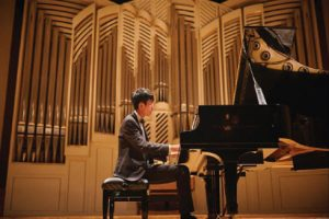 Eric Lu Piano Recital @ ○