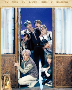 BTS 5th Muster -- MAGIC SHOP @ Busan Asiad Auxiliary Stadium