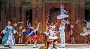 St. Petersburg State Ballet on Ice – Sleeping Beauty @ Busan Cultural Center