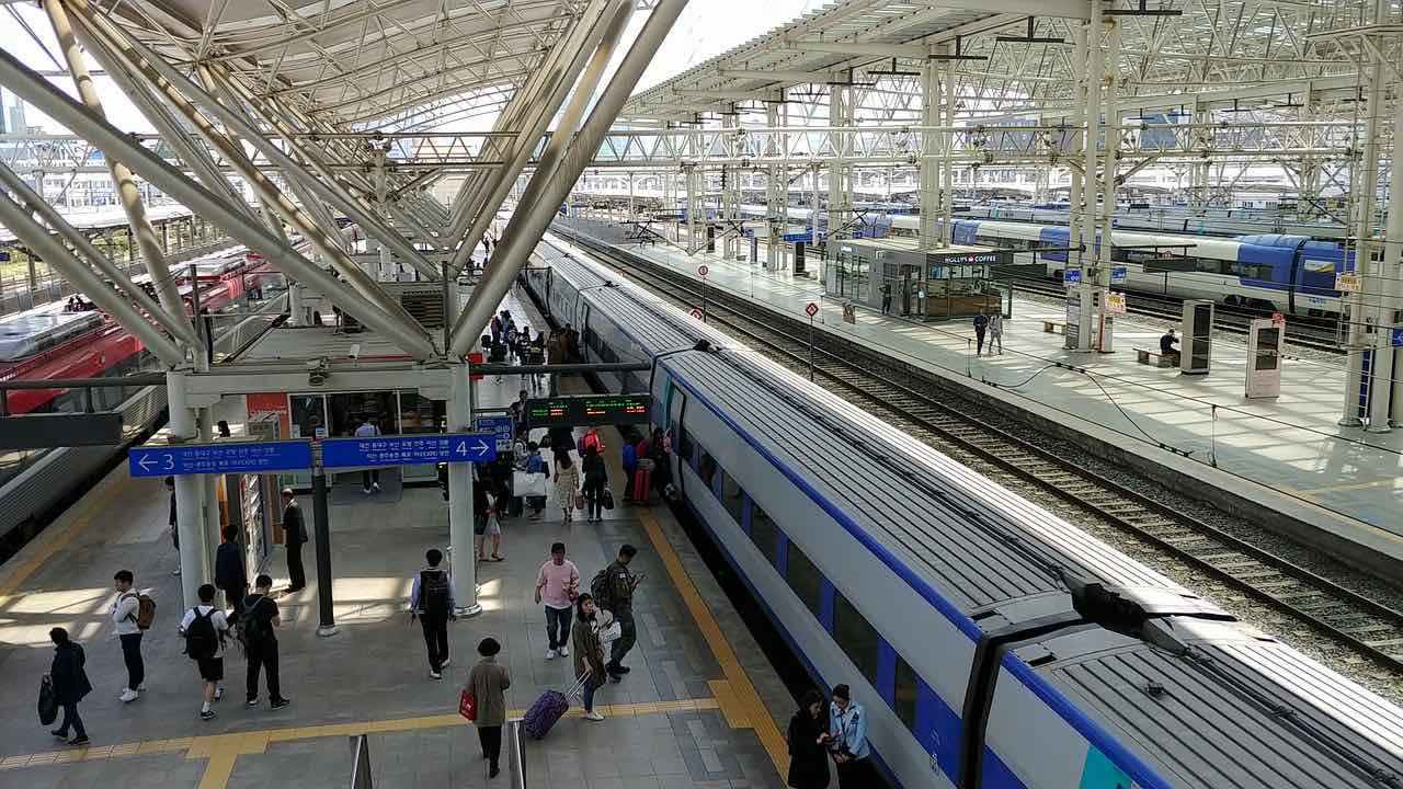 How and When to Buy Train Tickets for Chuseok Holidays in Korea