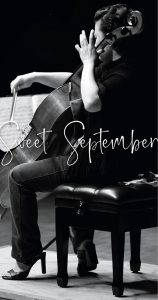 Lee Myung Jin Cello Recital - Sweet September @ Busan Cultural Center