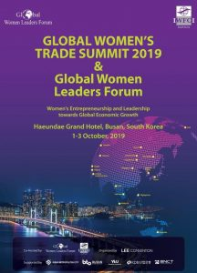 Global Women's Trade Summit 2019 & Global Women's Leaders Forum @ Grand Hotel